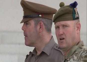 قوة عسكرية بريطانية تنتشر بشكل دائم في الكويت