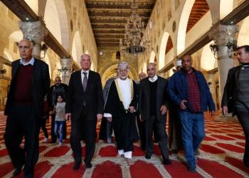 وزير خارجية عمان بالقدس.. هل تتوسط السلطنة بعملية السلام؟