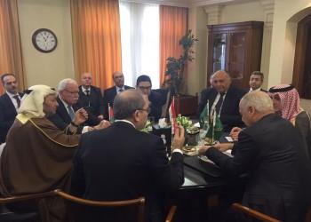 اجتماع وزاري عربي أوروبي ببروكسل لبحث قرار واشنطن بشأن القدس