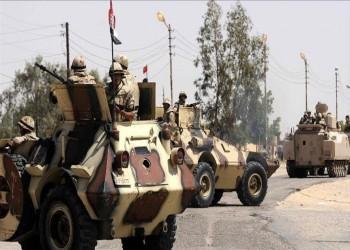 مقتل جنديين مصريين برصاص قناصة بالعريش