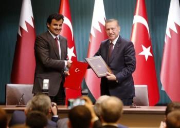 تركيا تسعى لزيادة التجارة مع قطر لـ5 مليارات دولار سنويا