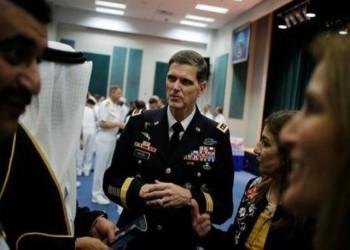قائد عسكري أمريكي: قطر شريك جيد لنا ويعول عليه