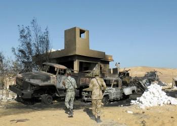 مقتل ضابطين مصريين وجندي بهجومين منفصلين في شمال سيناء