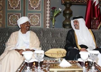 رسالة خطية من أمير قطر لـ«البشير» تتعلق بالعلاقات الثنائية