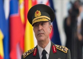 رئيس الأركان التركي يبحث ببغداد تعزيز العلاقات العسكرية