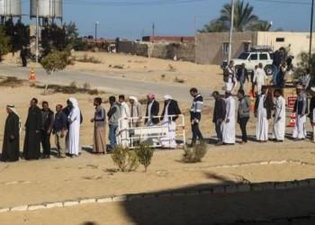 فيديو.. عشرات الجرحى في تدافع بـ«سيناء» للحصول على معونات إغاثية
