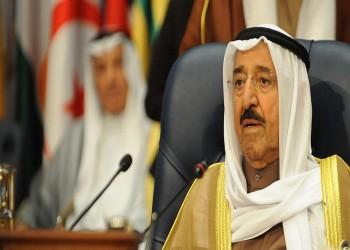 أمير الكويت يبعث رسالة خطية لرئيس الإمارات