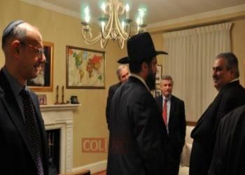 بعد مغادرته المنامة.. حاخام يهودي يتمنى زيارة كل اليهود للبحرين