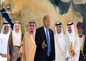 الأمريكان يحركون مياه الخليج العربي العكرة