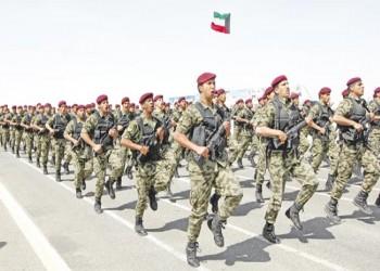 مسؤول كويتي: قبول الجنسيات الأخرى بالجيش «مؤقت».. وبدون تأمين