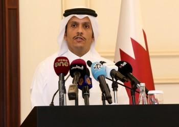 وزير خارجية قطر لـ«بن سلمان»: هناك دول كبيرة لكن عقولها صغيرة
