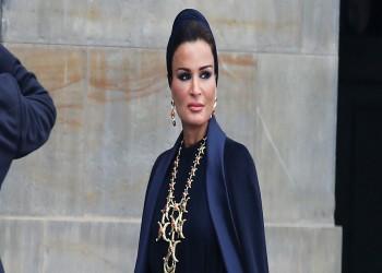 الشيخة «موزا» توجه رسائل لـ«دول الحصار» وتؤكد: تهمهم واهية!
