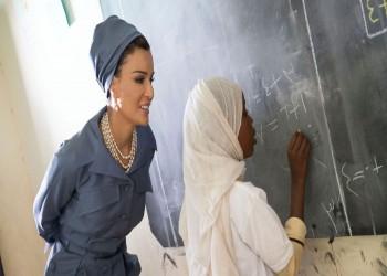 الشيخة «موزا»: اقتربنا من تعليم 10 ملايين طفل حول العالم