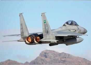 مجددا.. السعودية تقصف قاعدة الديلمي الحوية للحوثيين بصنعاء
