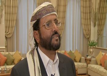 «بن زايد» يستقبل محافظ مأرب في أبوظبي (صور)
