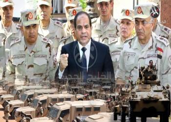 عسكرة المجتمع.. أجواء حقبة شمولية تخيم على سماء مصر