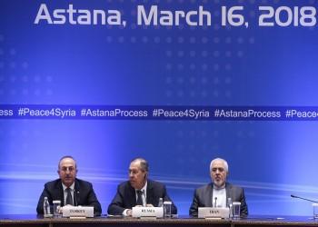 اتفاق تركي روسي إيراني على ضرورة استمرار مسار أستانة