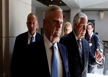 وزير الدفاع الأمريكي: إقالة «تيلرسون» شأن داخلي