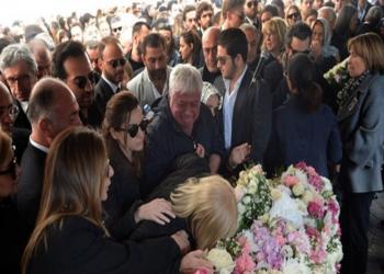 تشييع جثامين 11 امرأة ضحايا تحطم طائرة العروس التركية