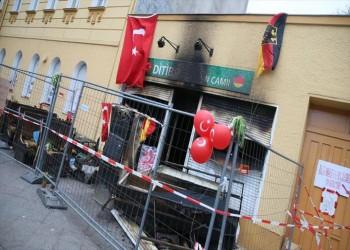 الحكومة الألمانية: الاعتداءات على المساجد «مثيرة للإشمئزاز»