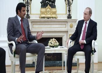 الكرملين: «بوتين» يلتقي أمير قطر الأسبوع المقبل بموسكو