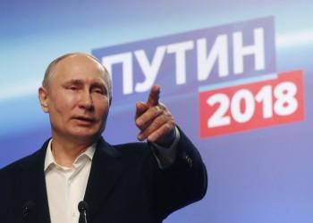 البوتينية فى روسيا دائمًا منتصرة
