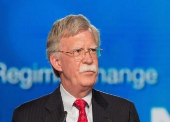 وزير إسرائيلي سابق: «بولتون» حاول إقناعي بمهاجمة إيران