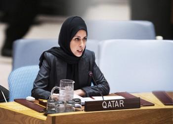 قطر تبلغ مجلس الأمن باختراق مقاتلة بحرينية مجالها الجوي