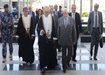 إعلام «الأسد»: السلطان «قابوس» بعث بتحياته لرئيس النظام السوري