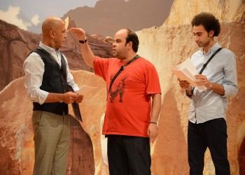 «أشرف عبدالباقي» يقدم «مسرح السعودية» بممثلين وجمهور مختلط