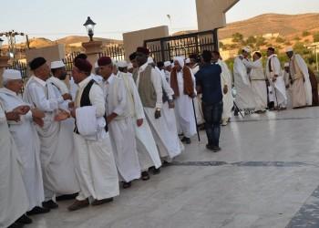 الجزائر ترحب باتفاق المصالحة بين مدينتي مصراتة والزنتان الليبيتين