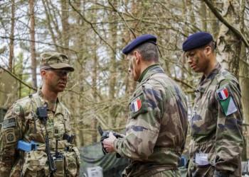 الأناضول: القوات الخاصة الفرنسية تتعاون مع أكراد سوريا