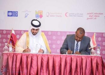 مسؤول سوداني: قطر تشيد 75 قرية نموذجية في «دارفور»