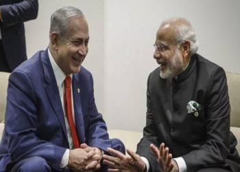 القوميون الهندوس يزورون تاريخ «غاندي» لتبرير التقارب الهندي الإسرائيلي