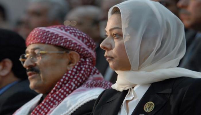 الأردن يرفض تسليم «رغد صدام حسين» إلى العراق