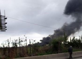 181 قتيلا في تحطم طائرة عسكرية جزائرية