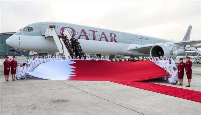 الخطوط القطرية توقع اتفاقية لشراء 5 طائرات «بوينغ» بـ1.7 مليار دولار