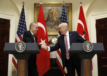 «أردوغان» و«ترامب» يبحثان هاتفيا التطورات في سوريا