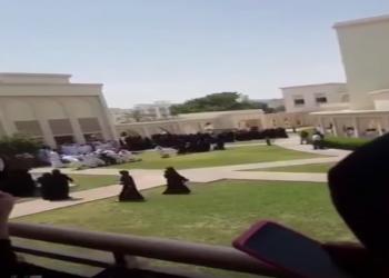 مسابقة مختلطة لشد الحبل بعمان.. والجامعة: مخالفة لأعرافنا (فيديو)
