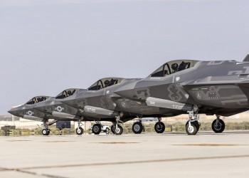 «البنتاغون» يوقف قبول طائرات «إف-35» بسبب خلاف مع «لوكهيد»
