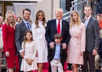 الفضائح تتوالى.. طفل غير شرعي لـ«ترامب»