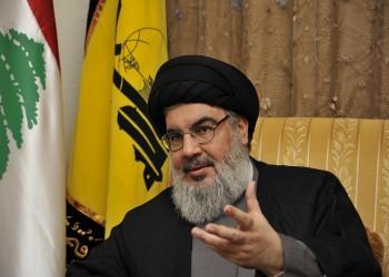«نصرالله» يتوعد (إسرائيل) بالدخول في قتال مباشر مع إيران