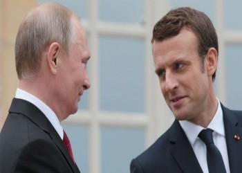 قبيل ضربات سوريا.. «ماكرون» لـ«بوتين»: تعديتم الخطوط الحمراء