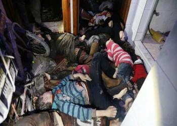 كيماوي «الأسد» بين النفي الروسي والعقاب الأمريكي