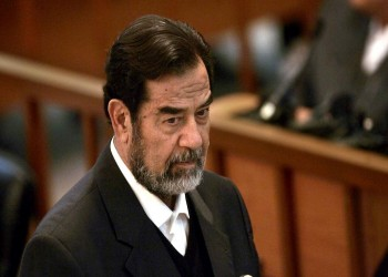 اختفاء جثامين «صدام حسين» ونجليه وابن عمه