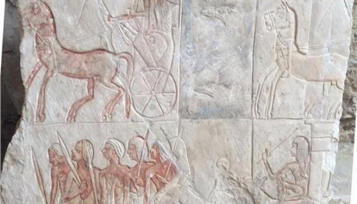 مصر تعرض قطعة أثرية لسوري قاد جيش الفراعنة
