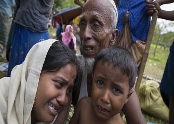 مشروع قرار بالبرلمان الألماني يصف معاناة «الروهينغا» بالتطهير العرقي