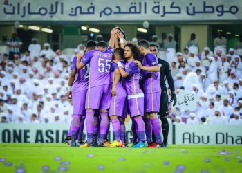العين يتوج بالدوري الإماراتي للمرة الـ13 في تاريخه