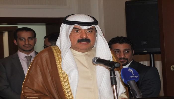 «الجارالله»: الكويت تسعى لحل الأزمة الخليجية حفظا لأمن المنطقة