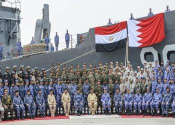 البحرين ومصر تختتمان تمرينا عسكريا في المنامة
